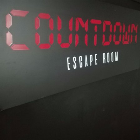 Countdown escape room countdown escape room for Escape room equipment