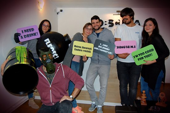 Obscuria Escape Rooms