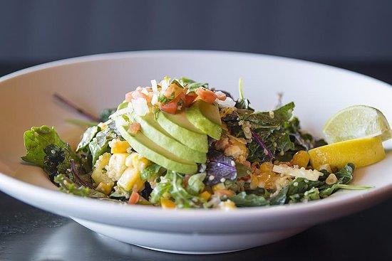 Acton, MA: Corn & Quinoa