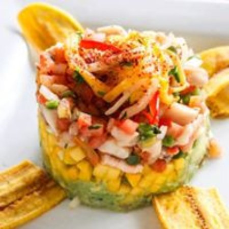 Acton, MA: Ceviche Tower
