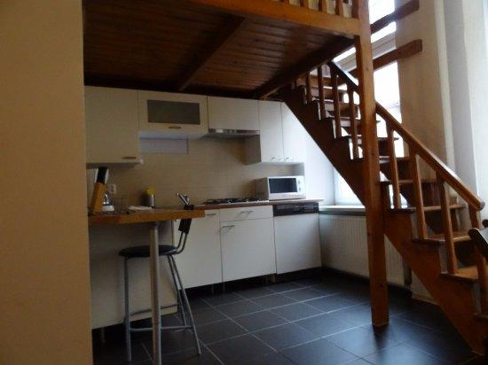 P&J Apartamenty Sw. Krzyza: Kitchen