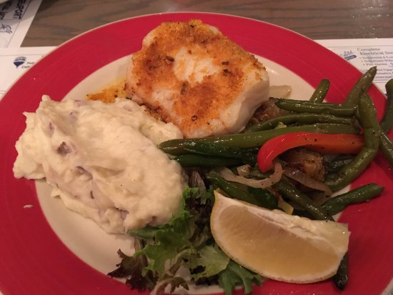 Middletown, RI: Backed Haddock