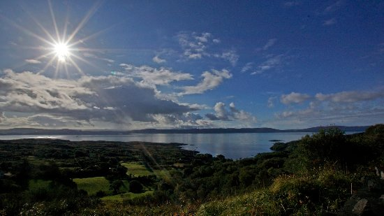 Kenmare, Ireland: südliche Küste