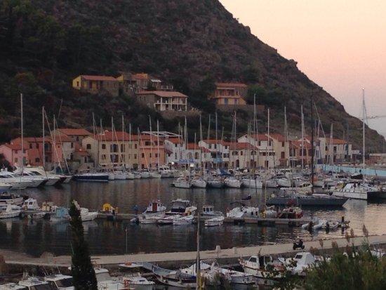 Capraia Isola, Italy: Chérie