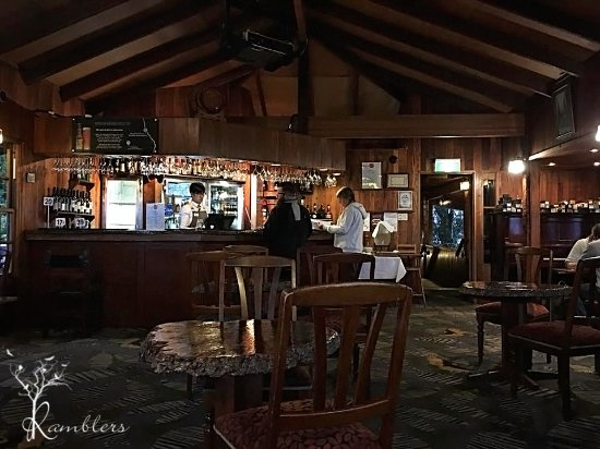 Canungra, Australia: Upstairs Bar