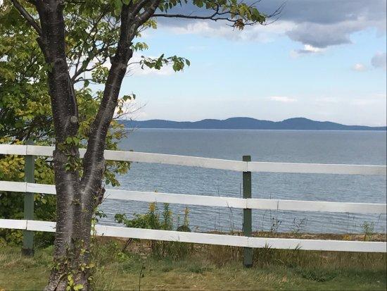 Saint Andrews, كندا: Minister's Island