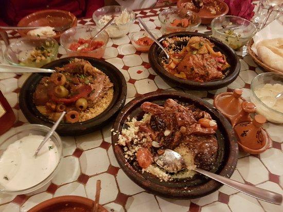 Randwick, Austrália: Tagines Dishes