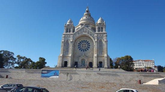 Santuário de Santa Luzia : Santuário