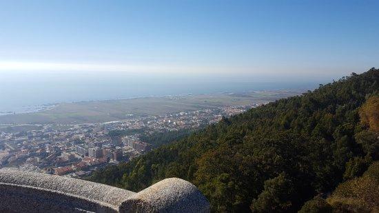 Santuário de Santa Luzia : Vista do Zimbório