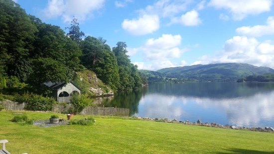Glenridding, UK: View from rooms