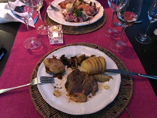 La salle a manger flayosc restaurantanmeldelser for Salle a manger flayosc