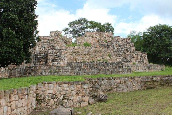 Maxcanu, México: Una de las primeras edificaciones