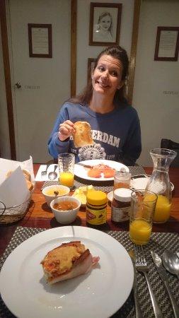 Parndana, Australien: la cura nella colazione
