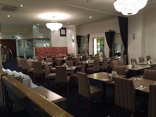 Scenic Hotel Southern Cross: main restaurant