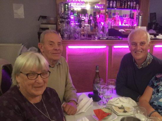Clare, UK: Birthday celebrations