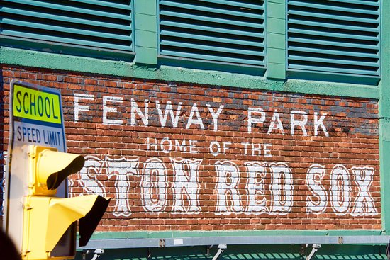 Old Town Trolley Tours The Tour Visits Red Sox Stadium
