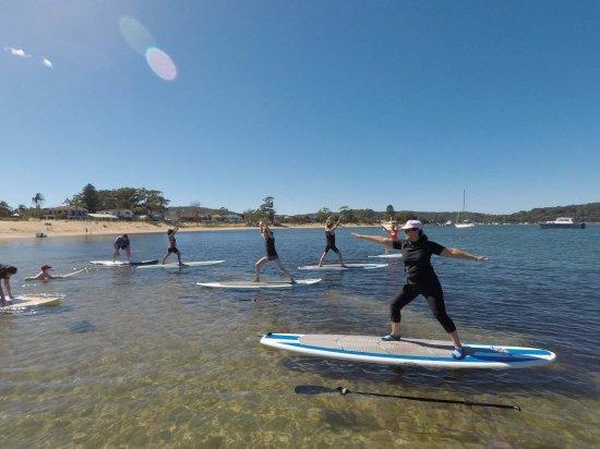 Ettalong Beach, Australia: Yoga, Pilates and group fitness classes
