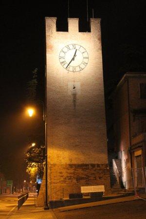 San Cesario sul Panaro, Italy: Torre dell'Orologio
