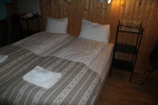 Hella, Islande : our room