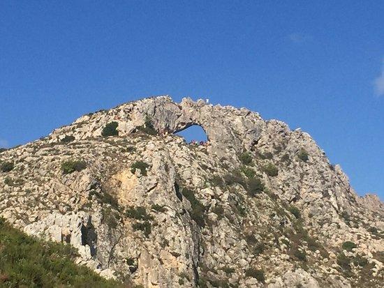 Alcala de la Jovada, Espagne : paisaje