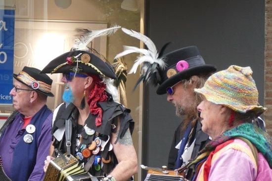 Tenterden Folklore festival 2017