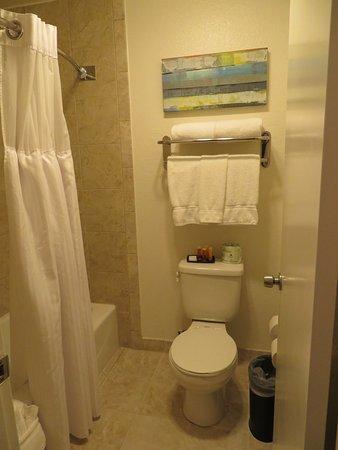 Best Western Plus Park Place Inn - Mini Suites : bathroom