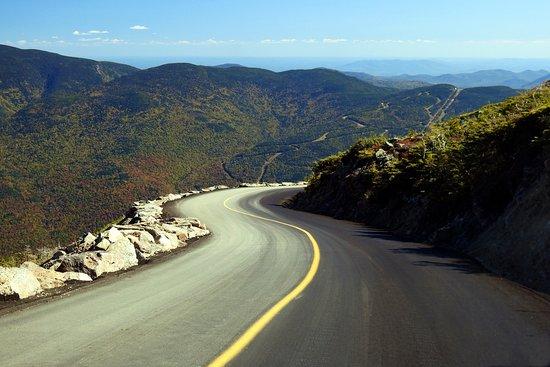 写真Mount Washington Auto Road枚