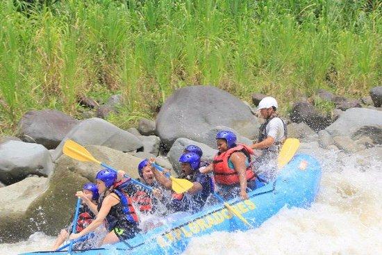 San Pedro, Costa Rica: Pacuare River rafting