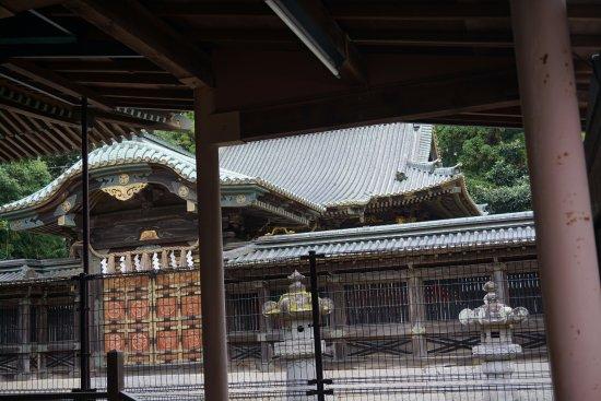 Sendai Toshogu Shrine : 重厚な本殿