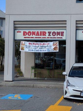 Abbotsford, Canada: ABC Donair Zone