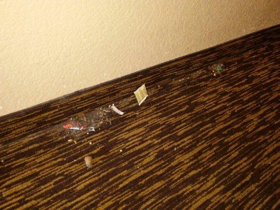 Westmont, IL: Hallway grabagee
