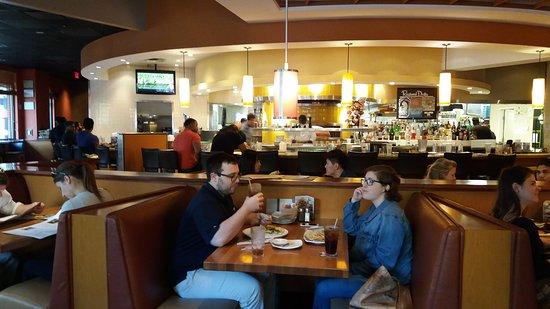 California Pizza Kitchen Atlanta Ga Menu