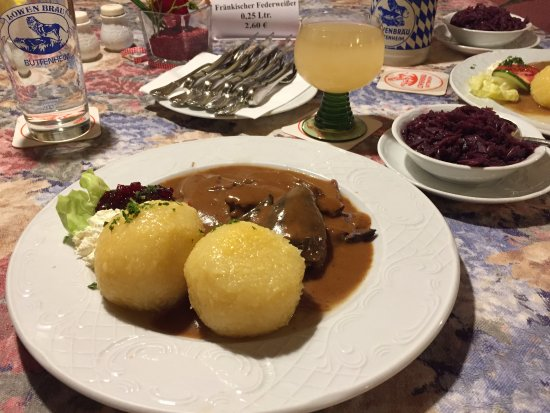 Buttenheim, Germany: delicious!