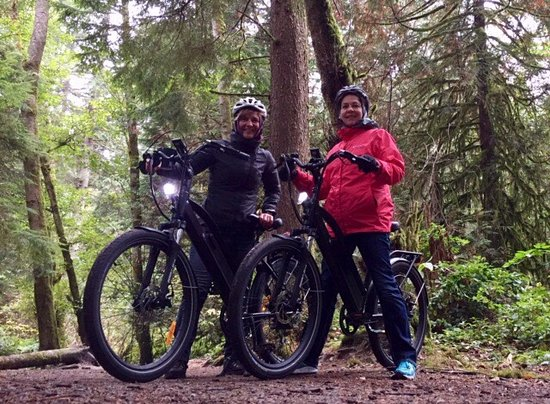 Vancouver E-Bike Adventures照片