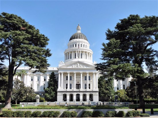 California State Capitol and Museum照片