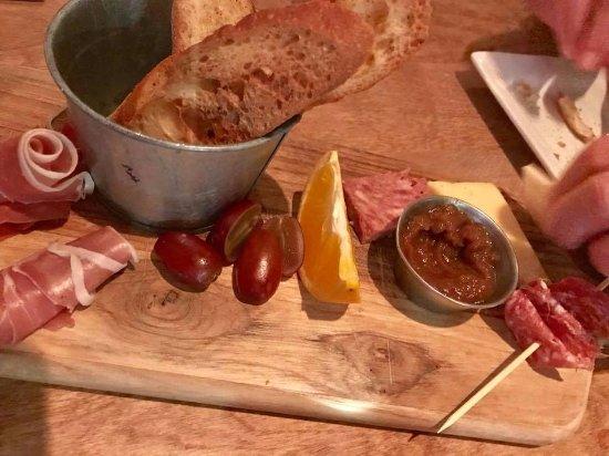 Charcuterie Picture Of LE COTE Cuisine Bar Eastman - Cote cuisine bayonne