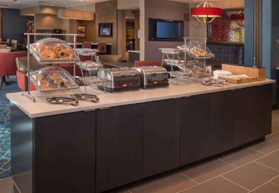Алтуна, Пенсильвания: Breakfast Breads Buffet