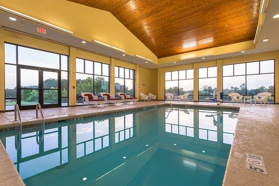 Lexington, Kuzey Carolina: Indoor Swimming Pool