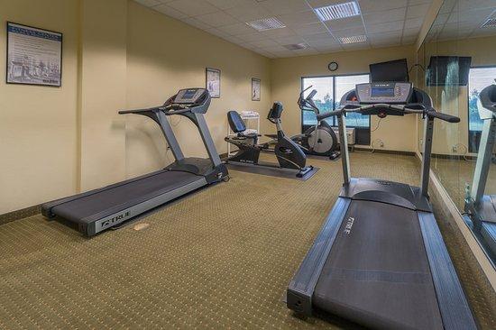 Lexington, Kuzey Carolina: Fitness Center