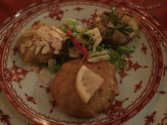 Restaurant of La Maison Arabe : Wonder experience