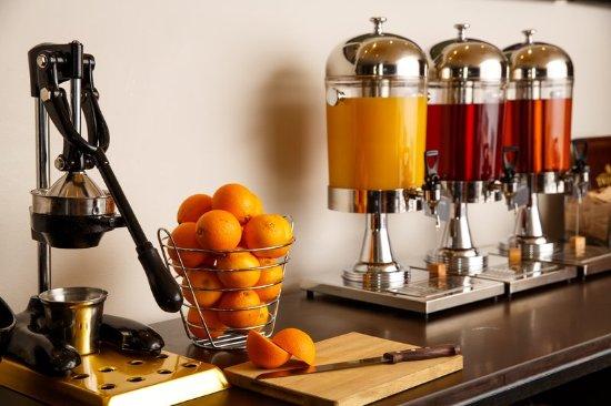 Holiday Inn London Bloomsbury: Breakfast