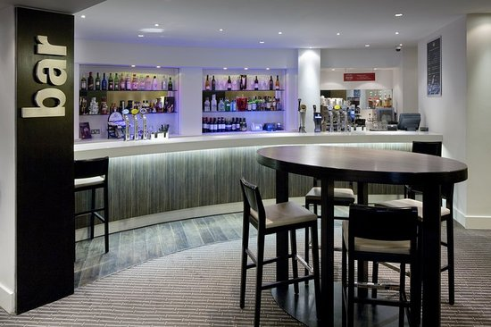 Holiday Inn London Bloomsbury: Bar and Lounge