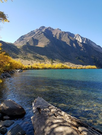 Convict lake mammoth lakes top tips before you go with for Convict lake fishing
