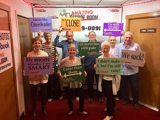 Amazing Escape Room Princeton All You Need To Know