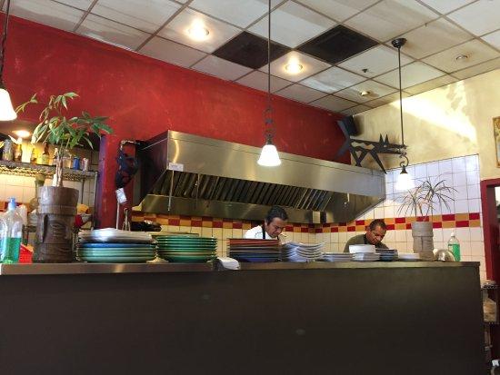 Belmont, CA: Coyote Kitchen