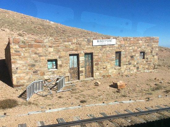 Manitou Springs, Colorado: Just over half way