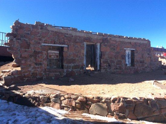 Manitou Springs, Colorado: Original structure