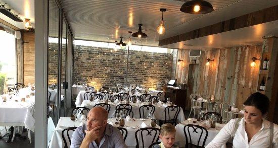 Woolwich, Australie : Restaurant