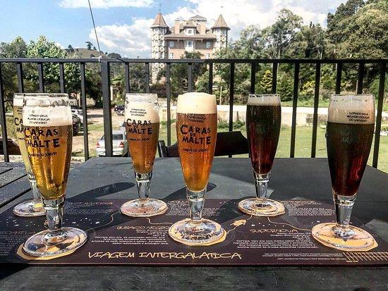 Cervejaria Caras de Malte