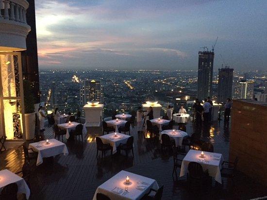 Breeze Restaurant: レストランからの眺望
